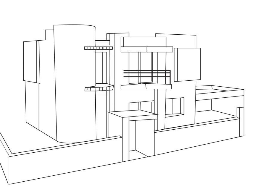 Inscrição nº 4 do Concurso para Illustration Design for Technology in a residential facility