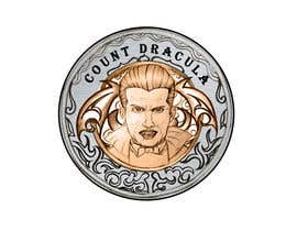 #24 for Sketch a realistic looking Dracula Coin by Shaeree