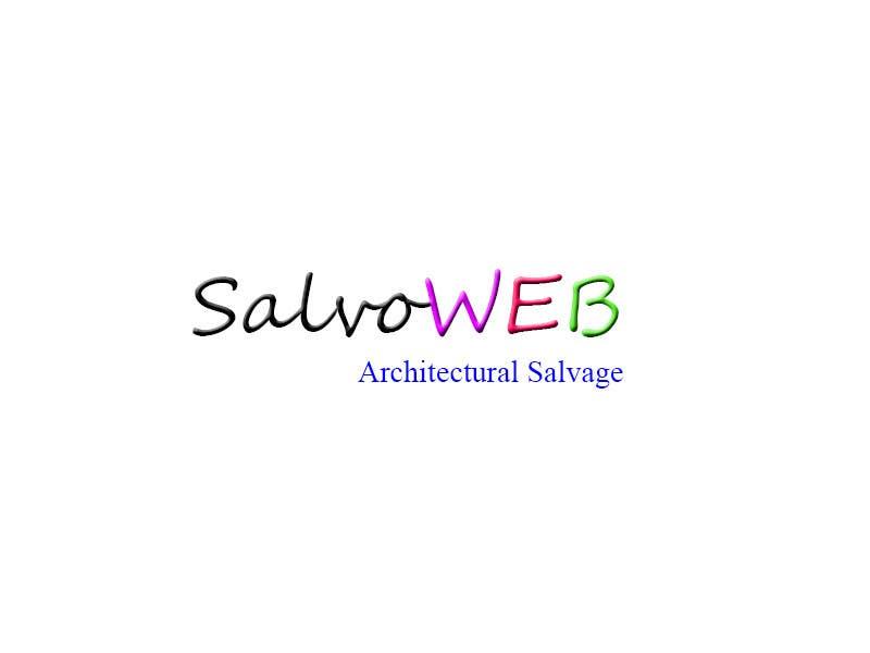 #491 for Logo Design for SalvoWEB by Sohail888