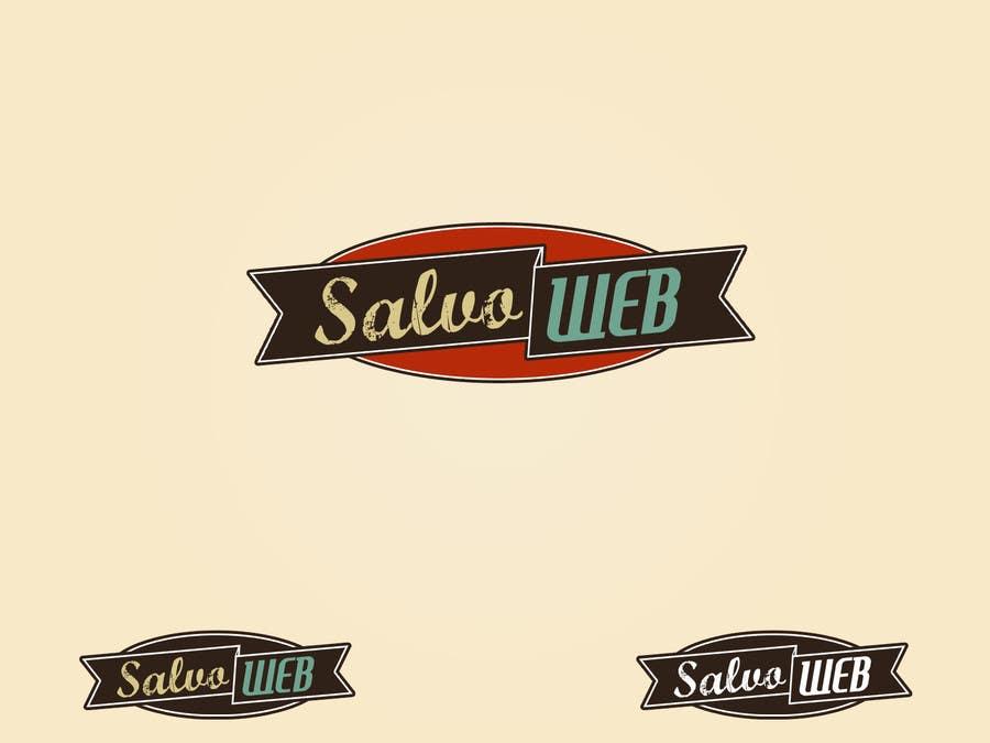 #724 for Logo Design for SalvoWEB by Turismoo