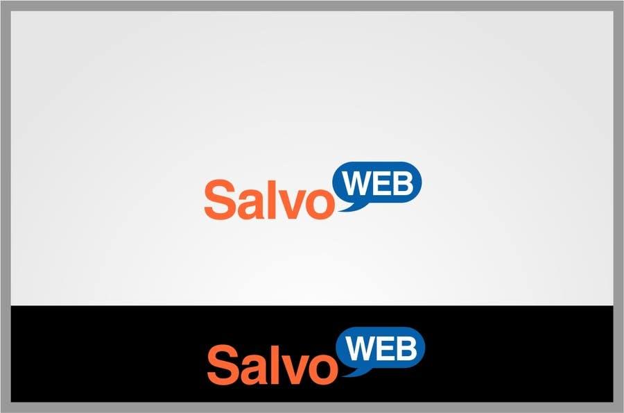 Contest Entry #737 for Logo Design for SalvoWEB