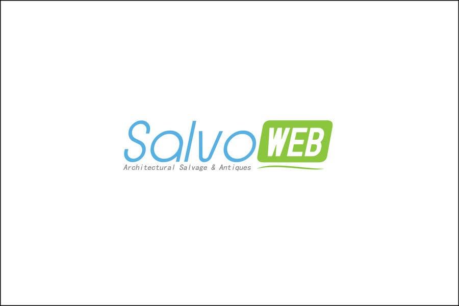 Bài tham dự cuộc thi #785 cho Logo Design for SalvoWEB