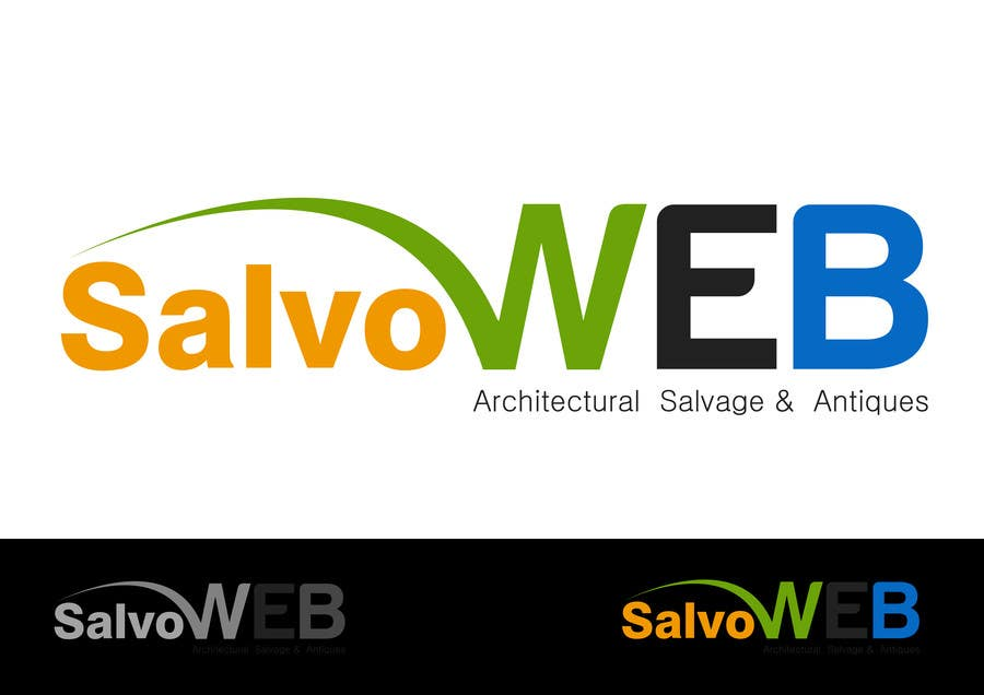 Contest Entry #861 for Logo Design for SalvoWEB