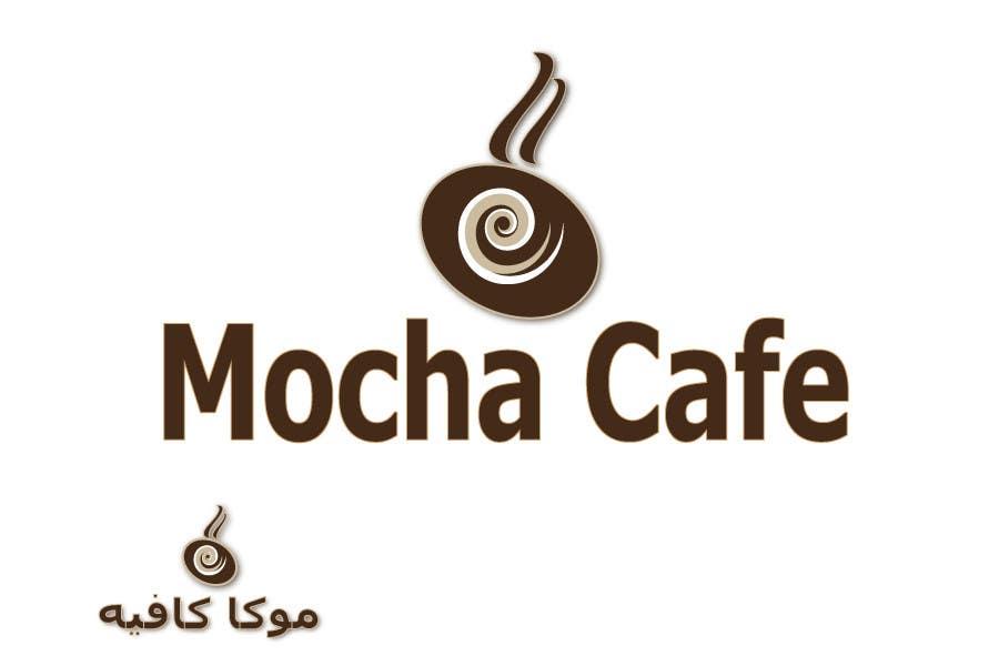 Bài tham dự cuộc thi #44 cho Logo Design for Mocha Cafe