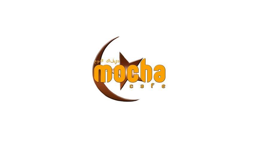 Bài tham dự cuộc thi #79 cho Logo Design for Mocha Cafe