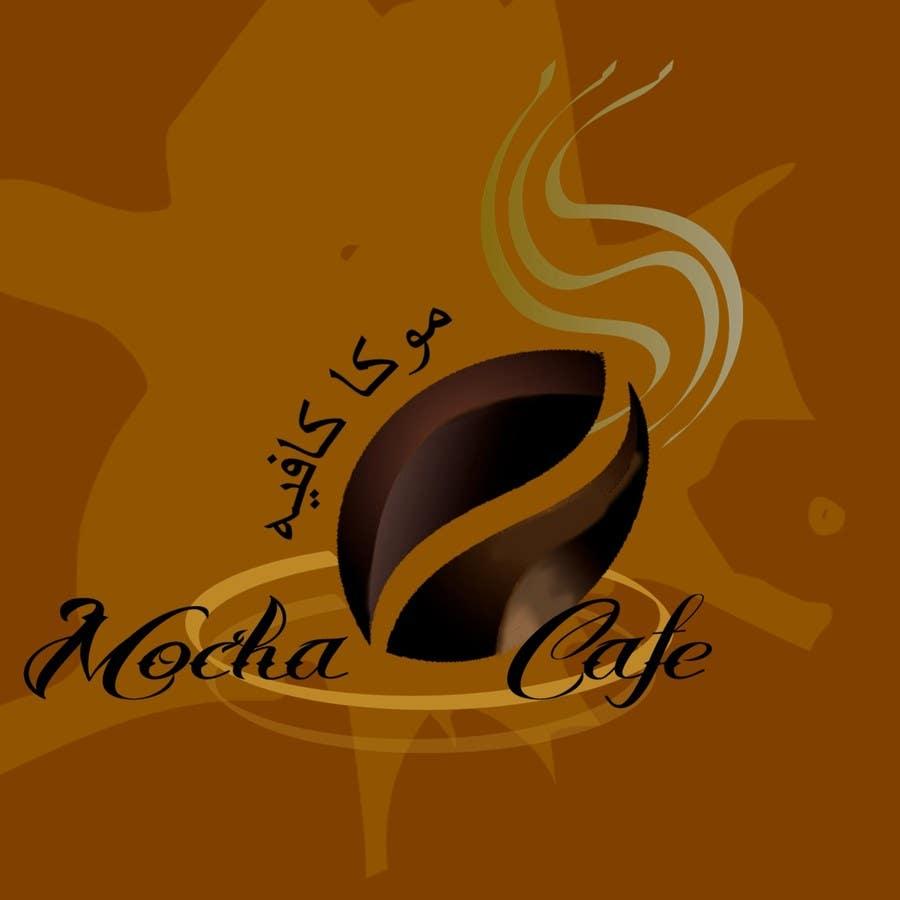Bài tham dự cuộc thi #84 cho Logo Design for Mocha Cafe