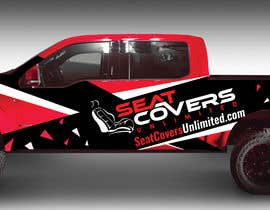 #60 cho Vehicle Wrap Red F-150 SCU bởi designershajeeb