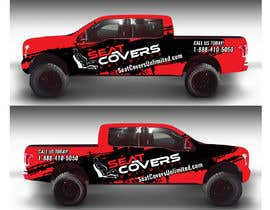 #76 cho Vehicle Wrap Red F-150 SCU bởi designershajeeb