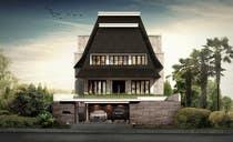 Bài tham dự #12 về Graphic Design cho cuộc thi Illustration  3D architectural facade