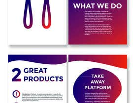 Nro 44 kilpailuun Design a Franchise Brochure combining two products käyttäjältä lullisart