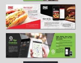 Nro 23 kilpailuun Design a Franchise Brochure combining two products käyttäjältä ferisusanty