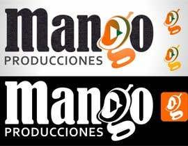 #21 for Diseñar un logotipo para Mango Producciones by gberttixdb