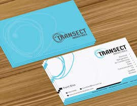 #20 untuk Business Card Design for Transect Industries oleh jobee