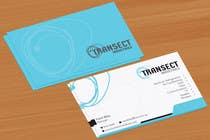 Contest Entry #9 for Business Card Design for Transect Industries