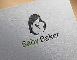 #147 untuk Baby Baker Logo oleh Ashrafulraj