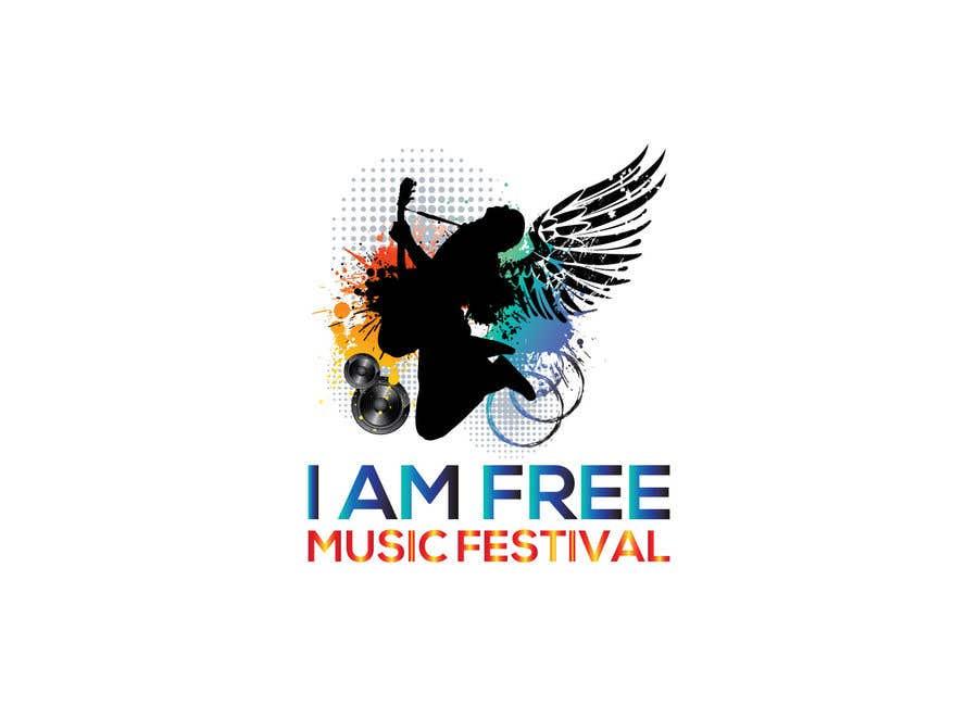 Entry #21 by AbrahamWatson for I Am Free Music Festiva | Freelancer
