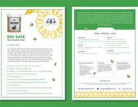 nº 11 pour Design a sales sheet par rashikvkhan