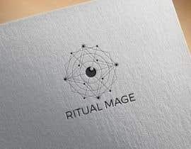 #710 cho Design a Logo - RITUAL MAGE bởi mostahid116