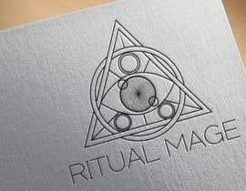 #739 cho Design a Logo - RITUAL MAGE bởi fahimshahriar11