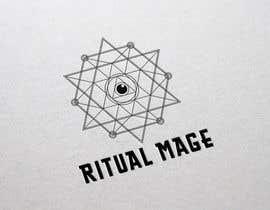 #558 cho Design a Logo - RITUAL MAGE bởi mandaldibyendu