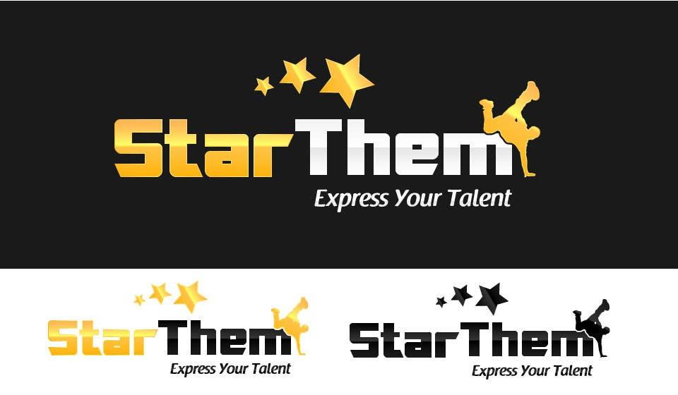 Konkurrenceindlæg #218 for Logo Design for StarThem (www.starthem.com)