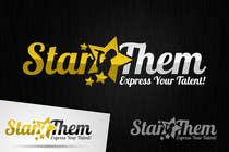 Entry # 345 for Logo Design for StarThem (www.starthem.com) by