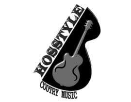 #123 untuk Design a Logo for a COUNTRY MUSIC BAND oleh amazzon