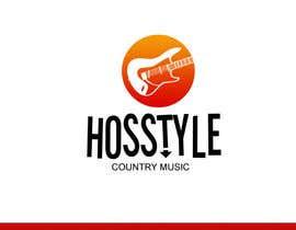 #110 untuk Design a Logo for a COUNTRY MUSIC BAND oleh RihabFarhat