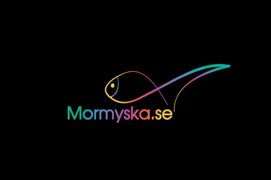 Конкурсная заявка №67 для Logo Design for Mormyska.se
