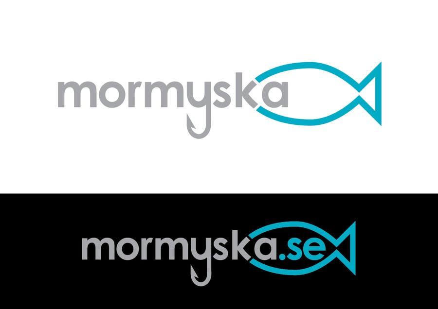 Proposition n°                                        28                                      du concours                                         Logo Design for Mormyska.se