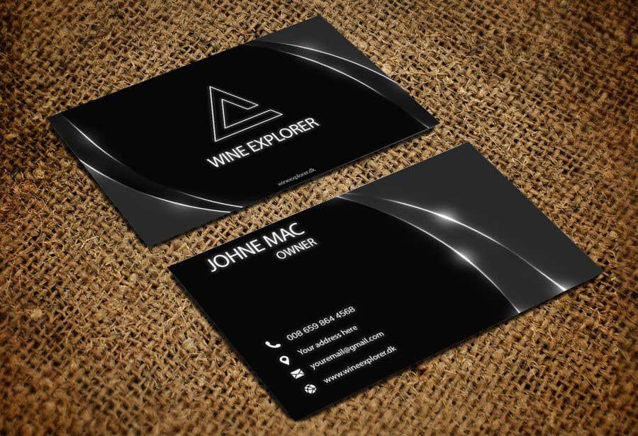 Entry #203 by shafikulsa for Business Card design | Freelancer
