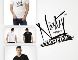 #73 for T-shirt Design for Nòsty Krew by taffy1529