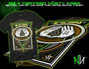 Graphic Design Contest Entry #37 for T-shirt Design for Nòsty Krew