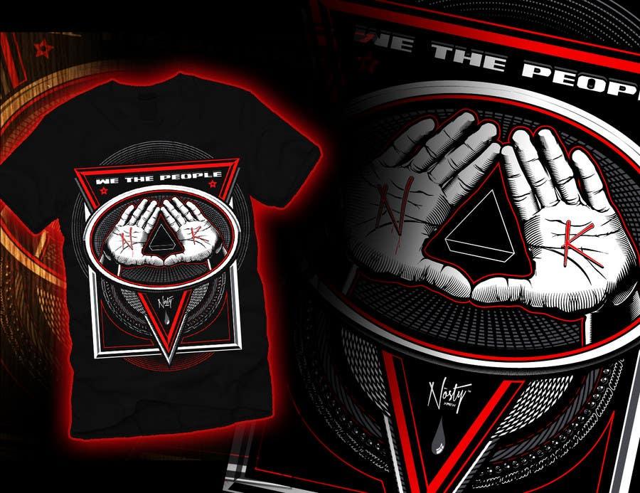 Bài tham dự cuộc thi #35 cho T-shirt Design for Nòsty Krew