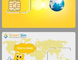 #5 for Desigb a Sim Card af milonh49