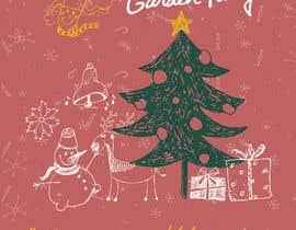 Wingpodesign tarafından Design a Flyer for Christmas kids party için no 6