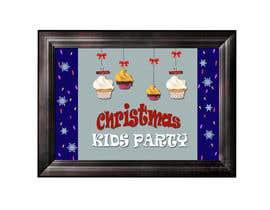 federicafe tarafından Design a Flyer for Christmas kids party için no 12