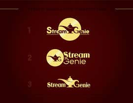 #240 untuk Design a Logo for Stream Genie - Software for Live Video Streaming oleh Jishan27