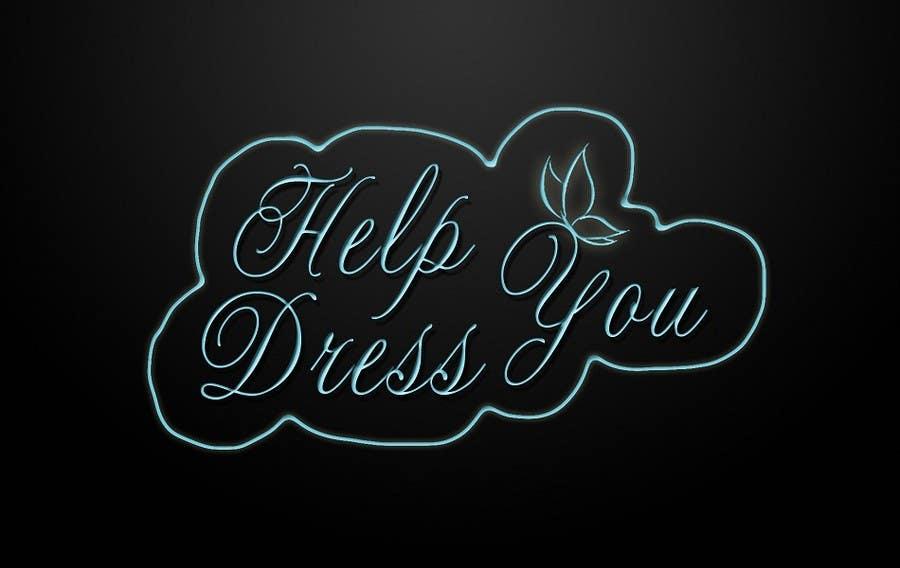 Bài tham dự cuộc thi #183 cho Logo Design for HelpDressYou.com