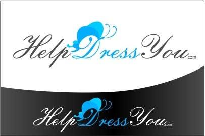 Bài tham dự cuộc thi #126 cho Logo Design for HelpDressYou.com
