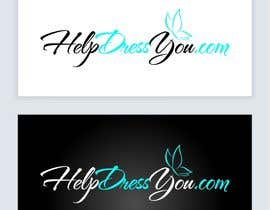 #201 para Logo Design for HelpDressYou.com por jummachangezi