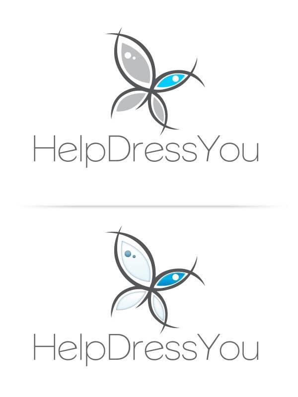 Contest Entry #175 for Logo Design for HelpDressYou.com