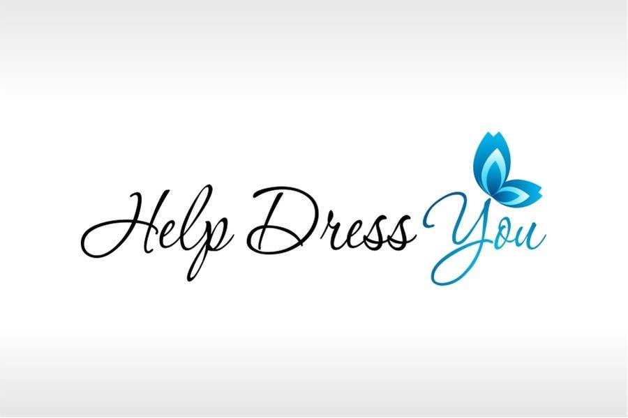 Contest Entry #200 for Logo Design for HelpDressYou.com