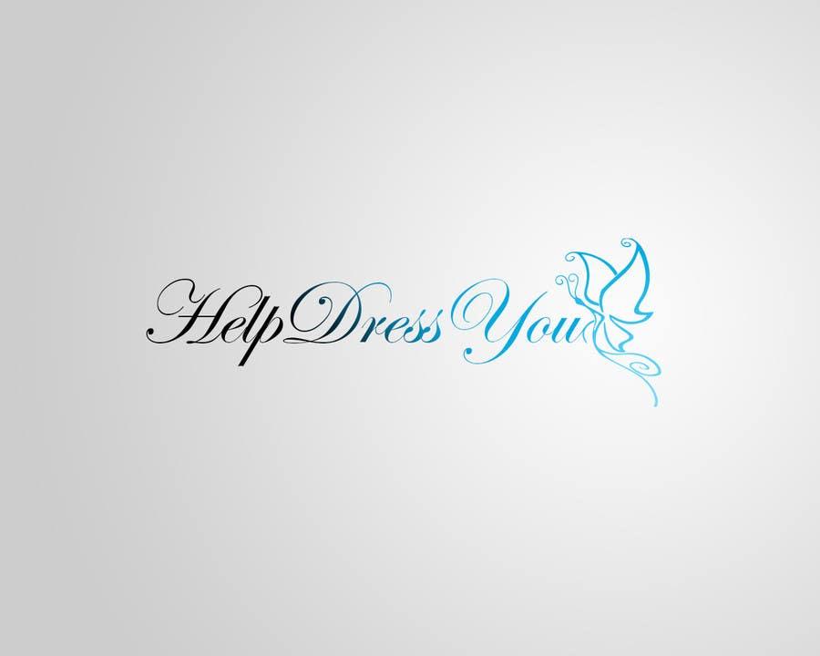 Contest Entry #320 for Logo Design for HelpDressYou.com