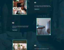 #9 for Design a Website Mockup for Apartment Homes by ByteZappers