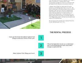 #16 for Design a Website Mockup for Apartment Homes by imamgodzali