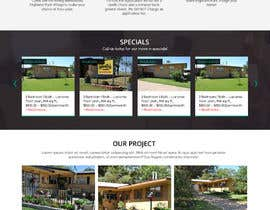 #40 for Design a Website Mockup for Apartment Homes by WebCraft111