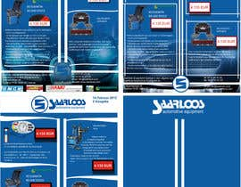 #13 for Brochure Design for Automotive Equipment af Pifagor90
