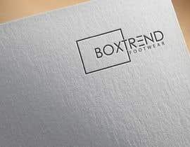 nº 50 pour Boxtrend Footwear (Logo Design) par Ahmududdin00011
