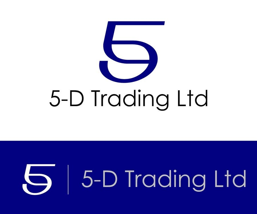 Contest Entry #1 for Corporate Identity for 5-D Trading Ltd